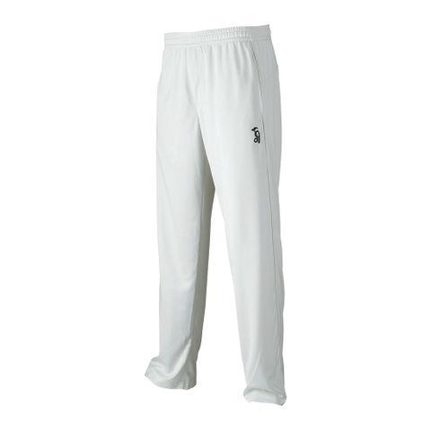 KOOKABURRA PRO ACTIVE WHITE PANTS