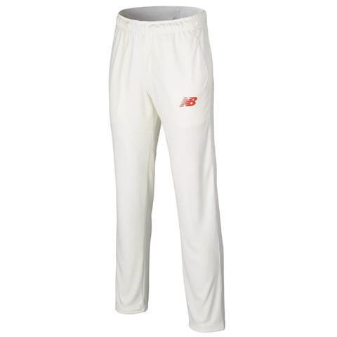 NEW BALANCE NB WHITE CRICKET PANTS