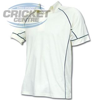 GRAY-NICOLLS PRO M/S CREAM SHIRT
