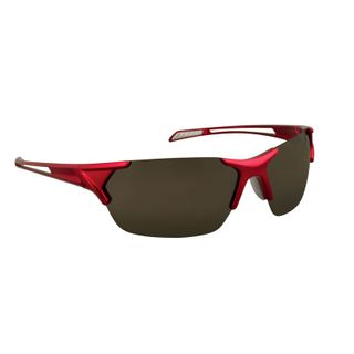 CARLO G MENACE METALIC RED/BROWN LENS