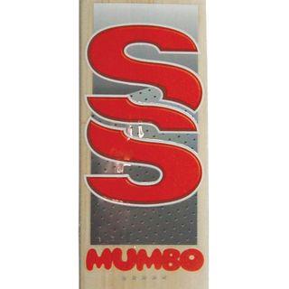 STUART SURRIDGE MUMBO HOLOGRAPHIC BAT LABELS