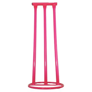 METAL PRACTICE STUMPS HD FLURO PINK