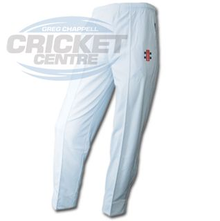 GRAY-NICOLLS ELITE TROUSERS SENIOR WHITE