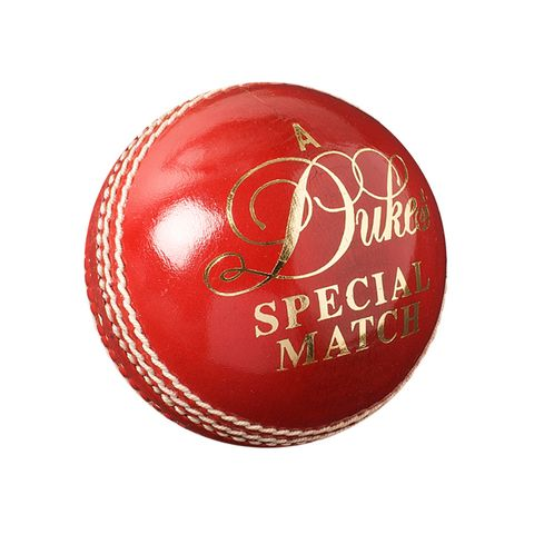 DUKES SPECIAL MATCH 4 PIECE CRICKET BALLS