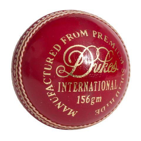 DUKES INTERNATIONAL 4 PIECE CRICKET BALLS