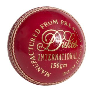 DUKES INTERNATIONAL 4 PIECE CRICKET BALLS