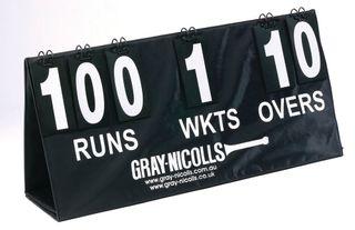 GRAY-NICOLLS GN PORTABLE SCOREBOARD