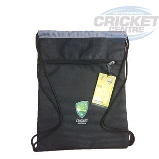 CRICKET AUST DRAWSTRING BACKPACK