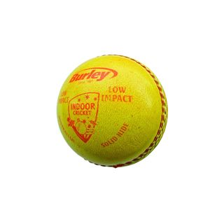 BURLEY LOW IMPACT INDOOR LEATHER BALL