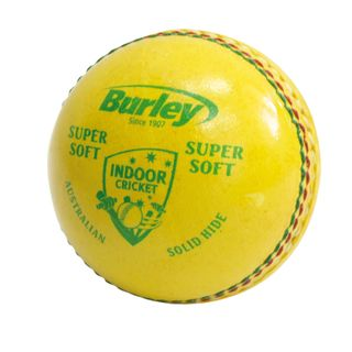 BURLEY SUPER SOFT INDOOR BALL