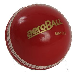 AERO SAFETY MATCH WEIGHT CRICKET BALL