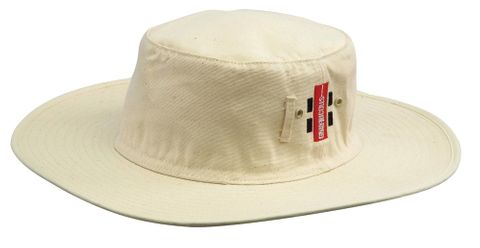 GRAY-NICOLLS SUN HAT OFF WHITE