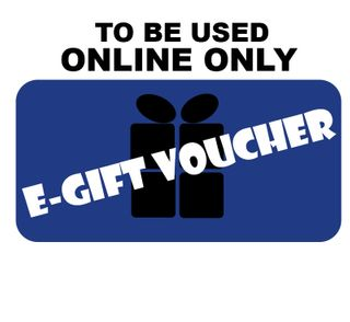 E-VOUCHERS - ONLINE ONLY