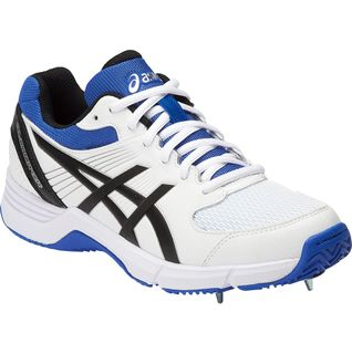 ASICS GEL 100 NO GS JNR ONYX/BLUE