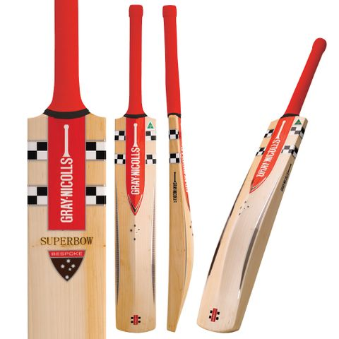 GRAY-NICOLLS GN SUPERBOW CRICKET BAT