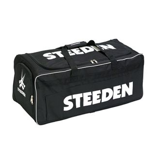 STEEDEN JUNIOR HOLDALL BAG BLACK/YELLOW