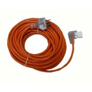 Extension Cord 15M With Iec Right Angle Plug