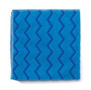 RUBBERMAID MICROFIBRE CLOTH BLUE 40X40 /EACH  (12)