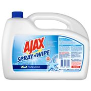 Ajax Spray & Wipe Regular 5Lt