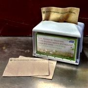 MPM 1 PLY XPRESS DISPENSER NAPKIN NATURAL / 6000
