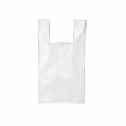 SINGLET BAG LARGE REUSABLE  / PACK 125