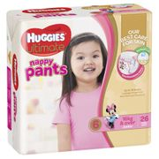 Huggies Ultimate Walker Girl / 28