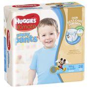 HUGGIES ULTIMATE JUNIOR BOY / 26