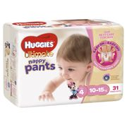 Huggies Ultimate Toddler Girl / 31