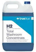 TRUE BLUE CLOSED LOOP H2 BATHROOM CLEANER 5LT