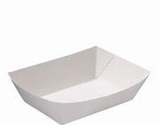 TRAY WHITE XLARGE #5 (200/CTN)