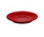 AFC H/CARE SAUCER 146MM RED / 24