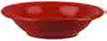 AFC H/CARE FRUIT BOWL 130MM 100ML RED / 12
