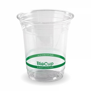 BIOCUP 420ML CLEAR CUP (20)