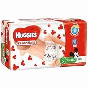 HUGGIES NAPPY ESSENTIAL WALKER / 176 13 - 18KG