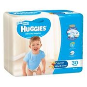 Huggies Nappies - Junior Boy/ 120