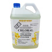 CHLORINATED CLEANER 5LT