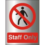 *SIGN STAFF ONLY / PK5