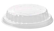 ALADDIN DISPOSABE CLEAR DOME LID / 1000