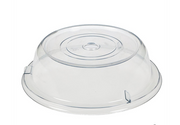 CLEAR PLASTIC PLATE COVER 240MM