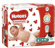 Huggies Essential Nappies Infant /216