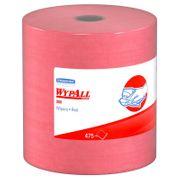 Wypall Regular Red 60Cmx30Cm 20X12Pk / 240
