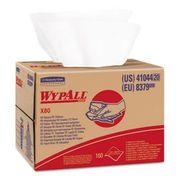 KCA WYPALL X80 BRAG BOX WHITE / 150