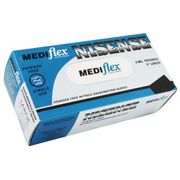 MEDI FLEX NITRILE BLUE GLOVE X-LARGE / CTN 1000