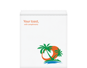 Mpm Tropic Toast Bag / 500