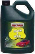 *SEPTONE   WASH N WAX CAR CLEAN             5L
