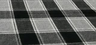 Black - Grey check