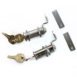 Decked Drawer Lock Set Pair with Keys