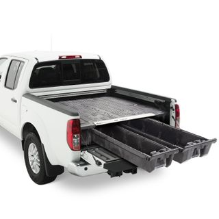 Decked DC Drawers Mercedes X-Class 2017+
