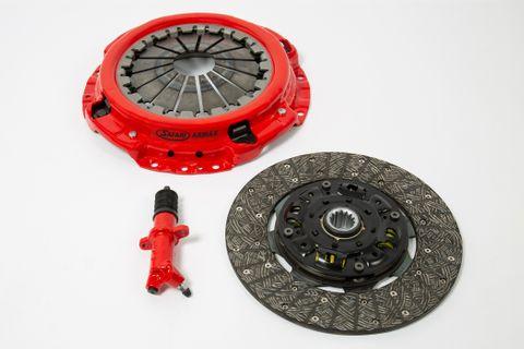 Safari Clutch Kit increased torque capacity