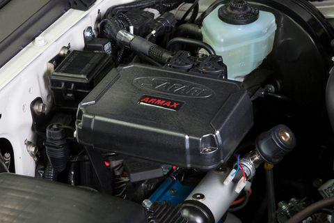 Safari Armax ECU Toyota Land Cruiser 200 Series